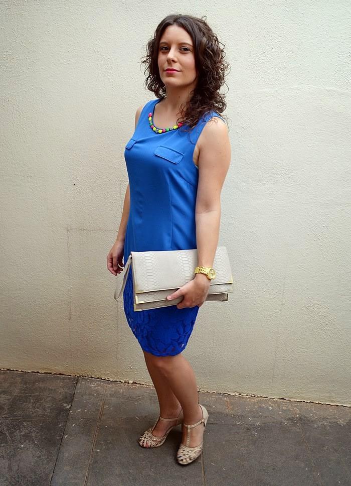 mi vestido azul, fashion blogger, moda, castellón, blogger, blog de moda, estilo, streetstyle, vestido, azul