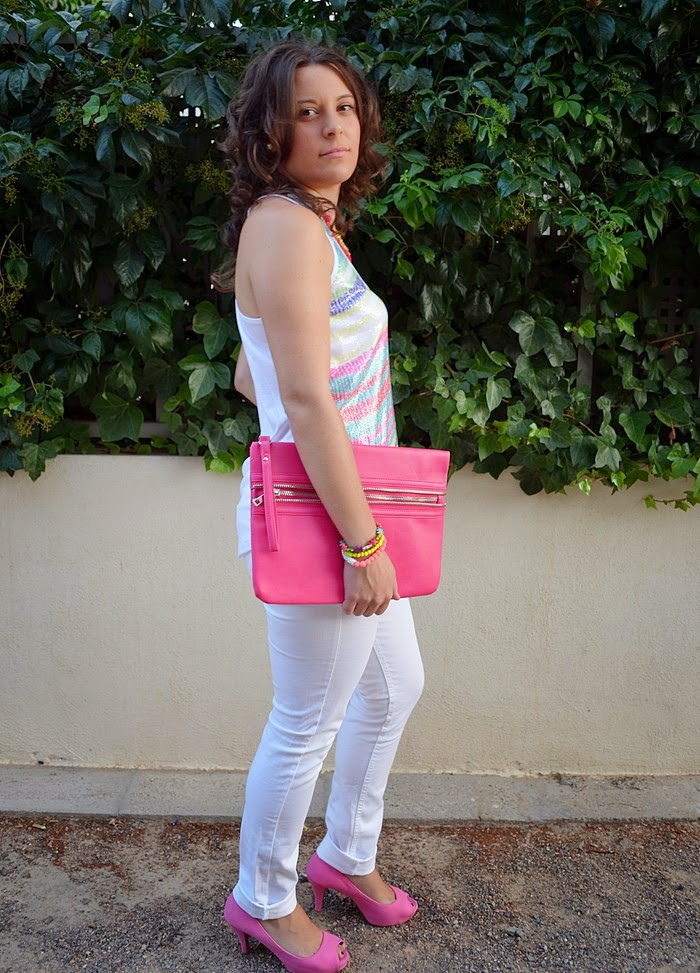 custo barcelona, moda, castellón, blogger, lidl, looks, rosa, blog de moda, fashion blogger, fashionista