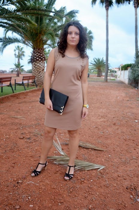 camel, mi vestido azul, looks, outfits, blog de moda, castellón, fashion blogger