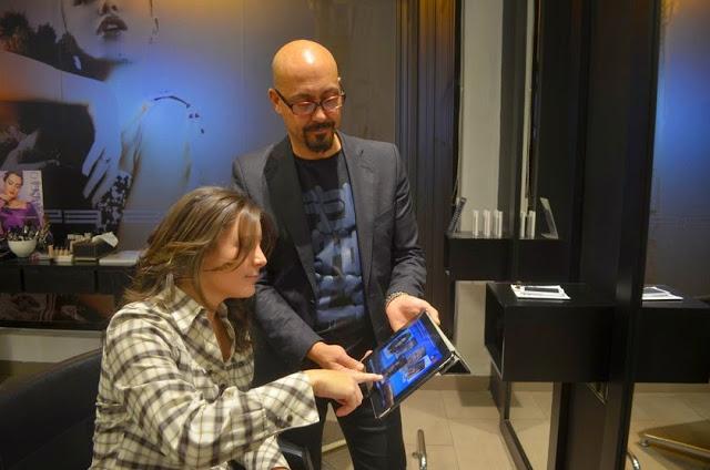 carlos escuder, mi vestido azul, peluquería, blog de moda, glow mix, vall d'uixó, castellón
