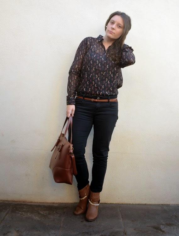 blog de moda, mi vestido azul, castellón, negro, black, fashion blogger, looks, style, outfits
