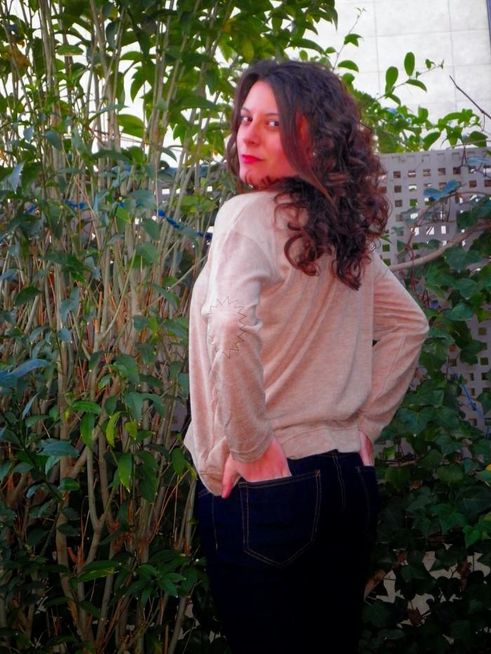 mansala blogger moda castellón mi vestido azul