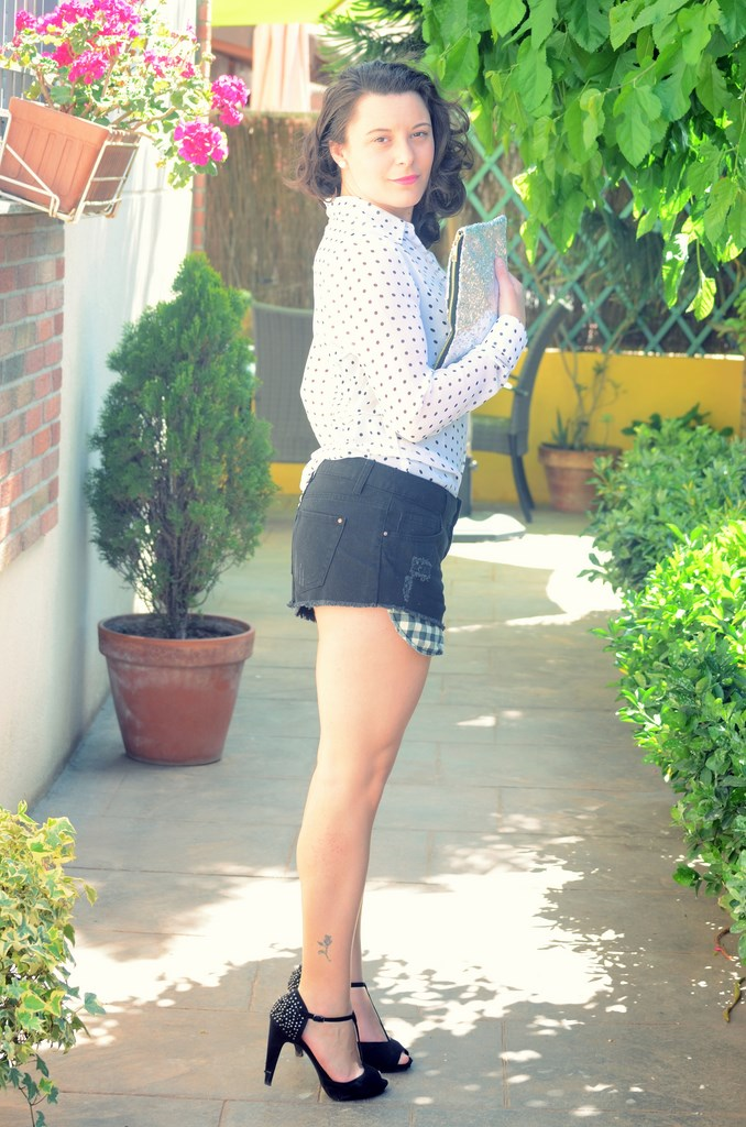 Mi Vestido Azul - Sequin Clutch (4)