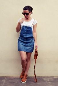 Mi vestido azul - Peto vaquero (5)