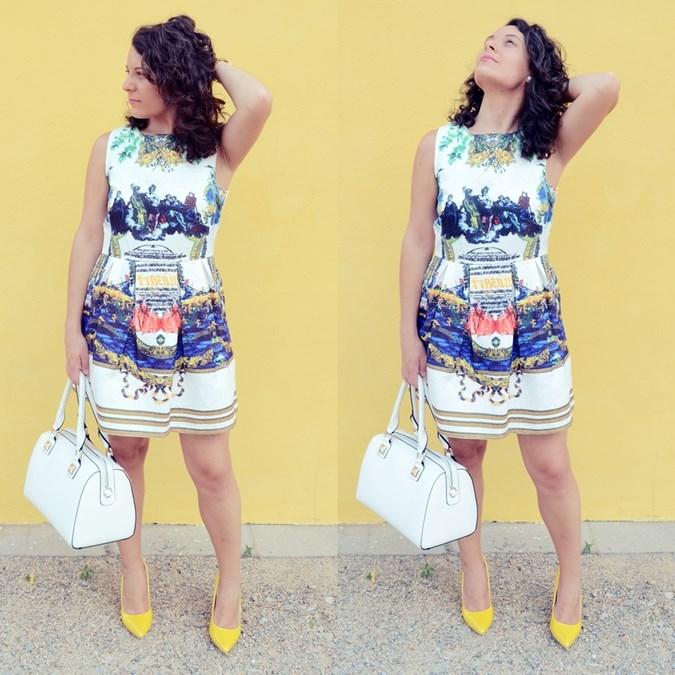 Mi vestido azul - Barroco (1)