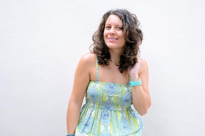 Mi vestido azul - Falda o vestido (8)