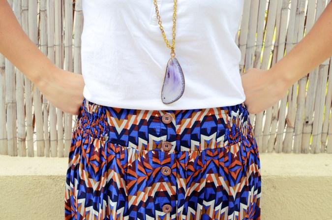 Geometric skirt (1)