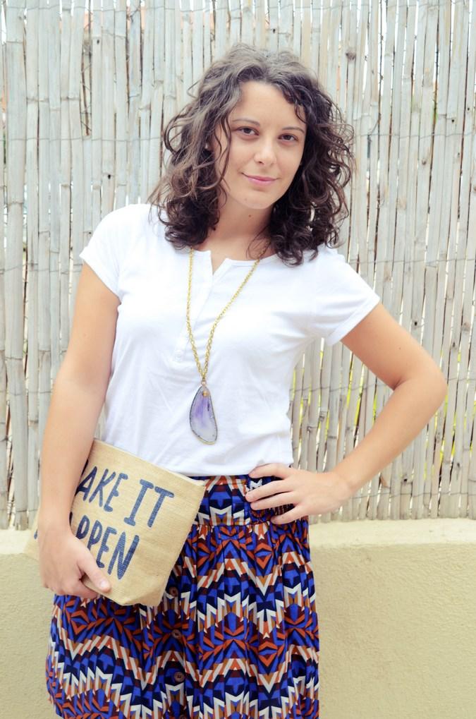 Geometric skirt (6)