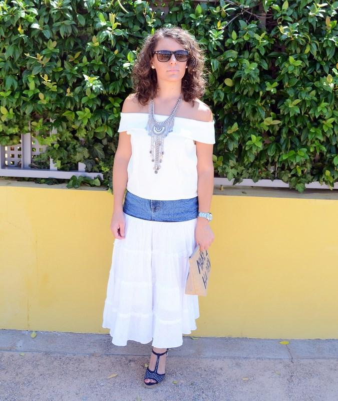 Mi vestido azul - Aires de Ibiza (2)