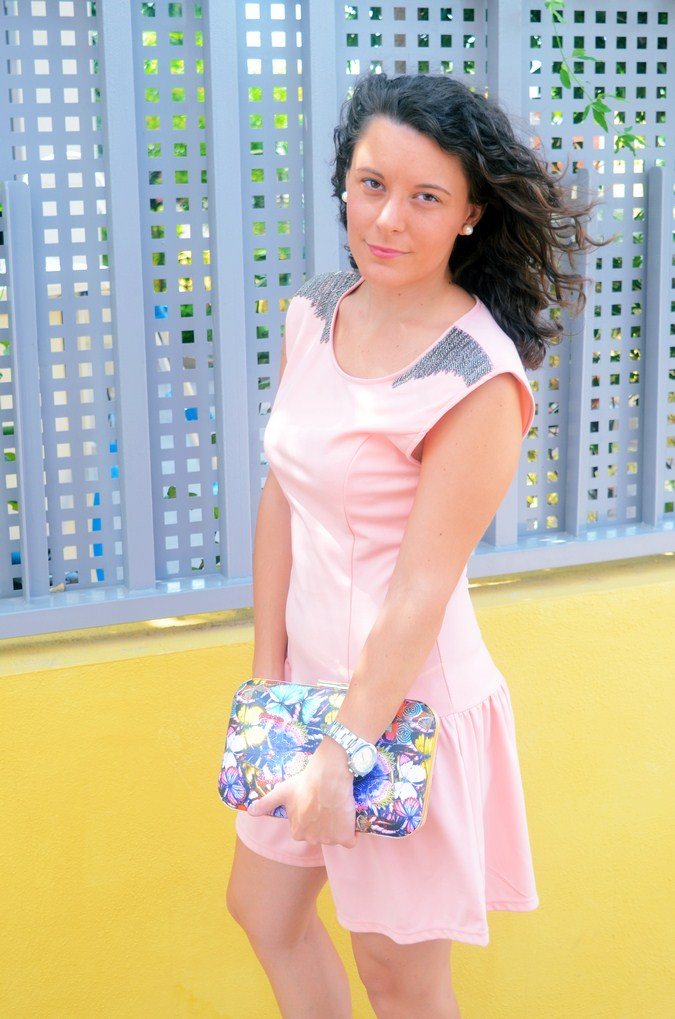 Mi vestido azul - Butterflies (12)