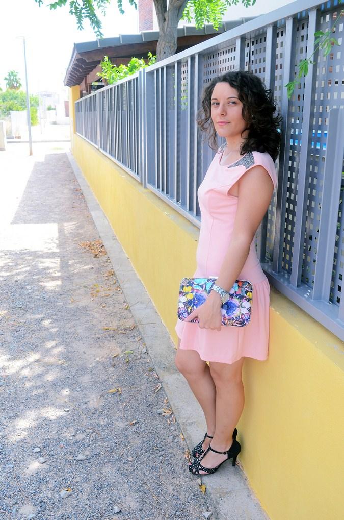 Mi vestido azul - Butterflies (2)