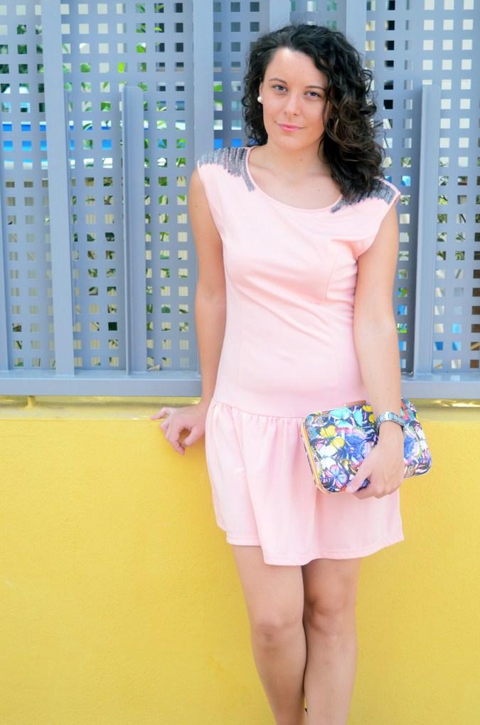 Mi vestido azul - Butterflies (3)