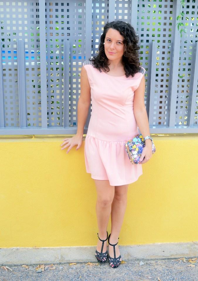 Mi vestido azul - Butterflies (4)
