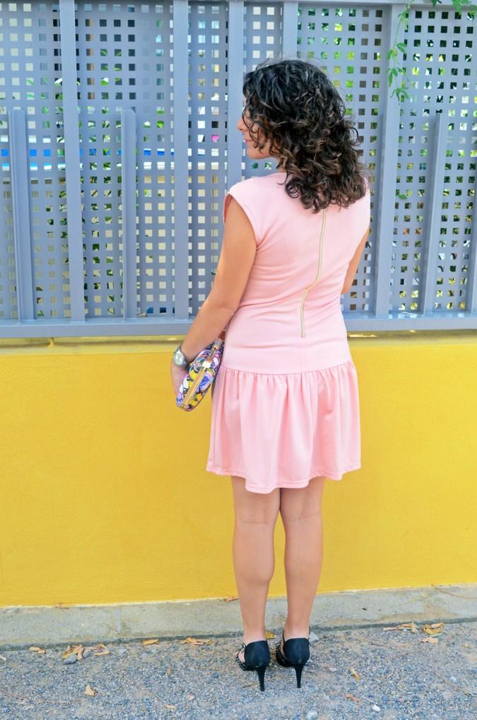 Mi vestido azul - Butterflies (6)