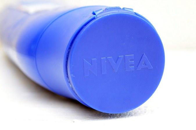 Mi vestido azul - Nivea bajo la ducha (4)