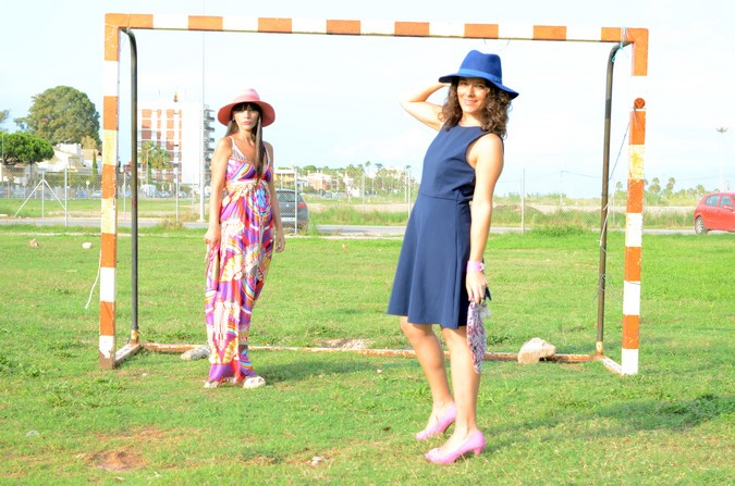 Mi vestido azul - Your hat,my hat (2)