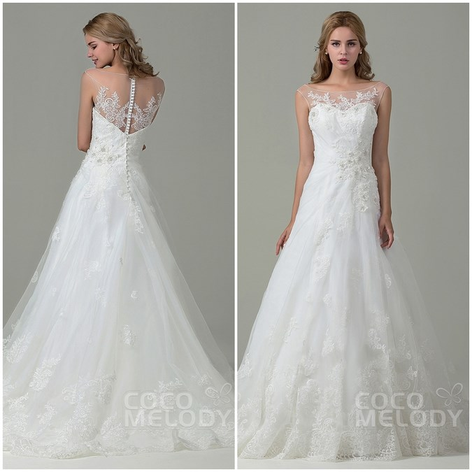 Cocomelody wedding dresses (4)