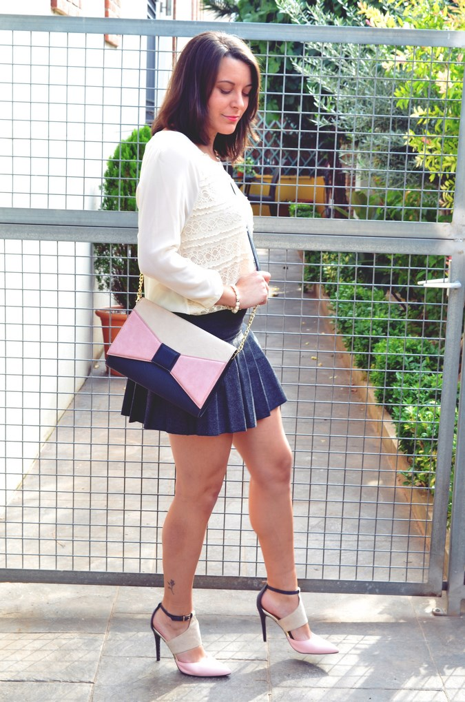 Pleated skirt (4)