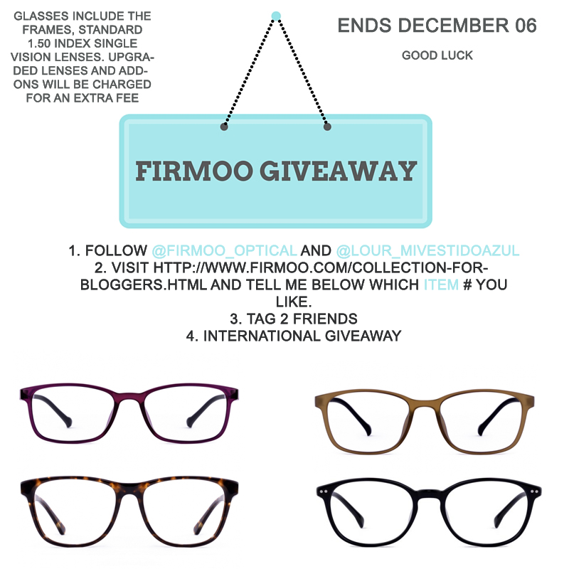 FIRMOO GIVEAWAY copia