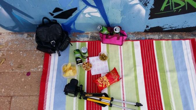 Compartiendo momentos con Shandy Cruzcampo Zero (24)