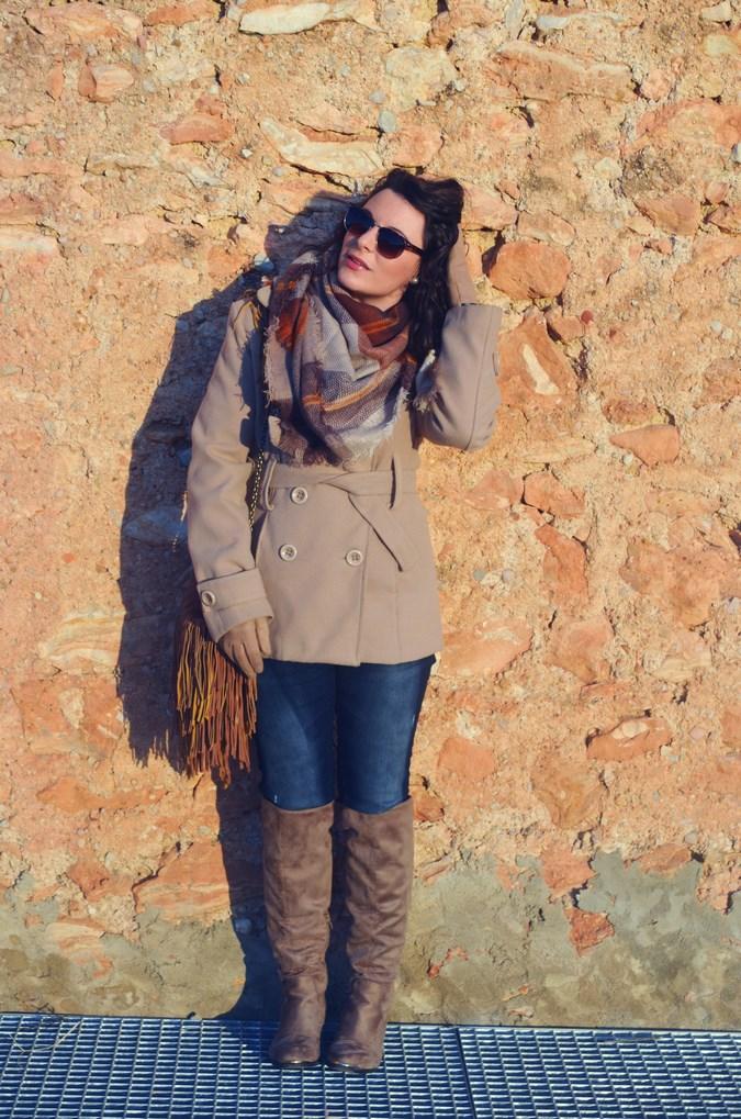 Brown look_maxiscarf_fringes_look_mivestidoazul (5)