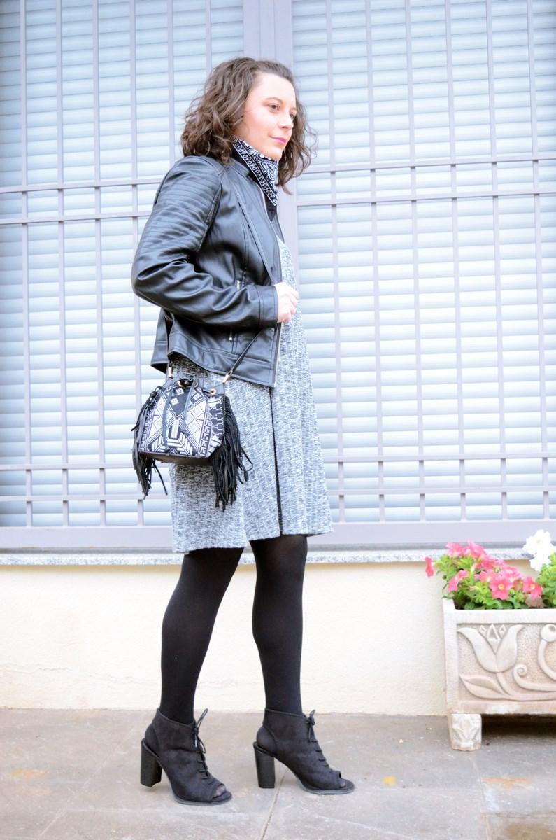 Como combinar un vestido gris_outfit_mivestidoazul (1)