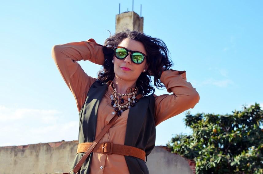Como llevar un chaleco caqui_Outfits_mivestidoazul (24)