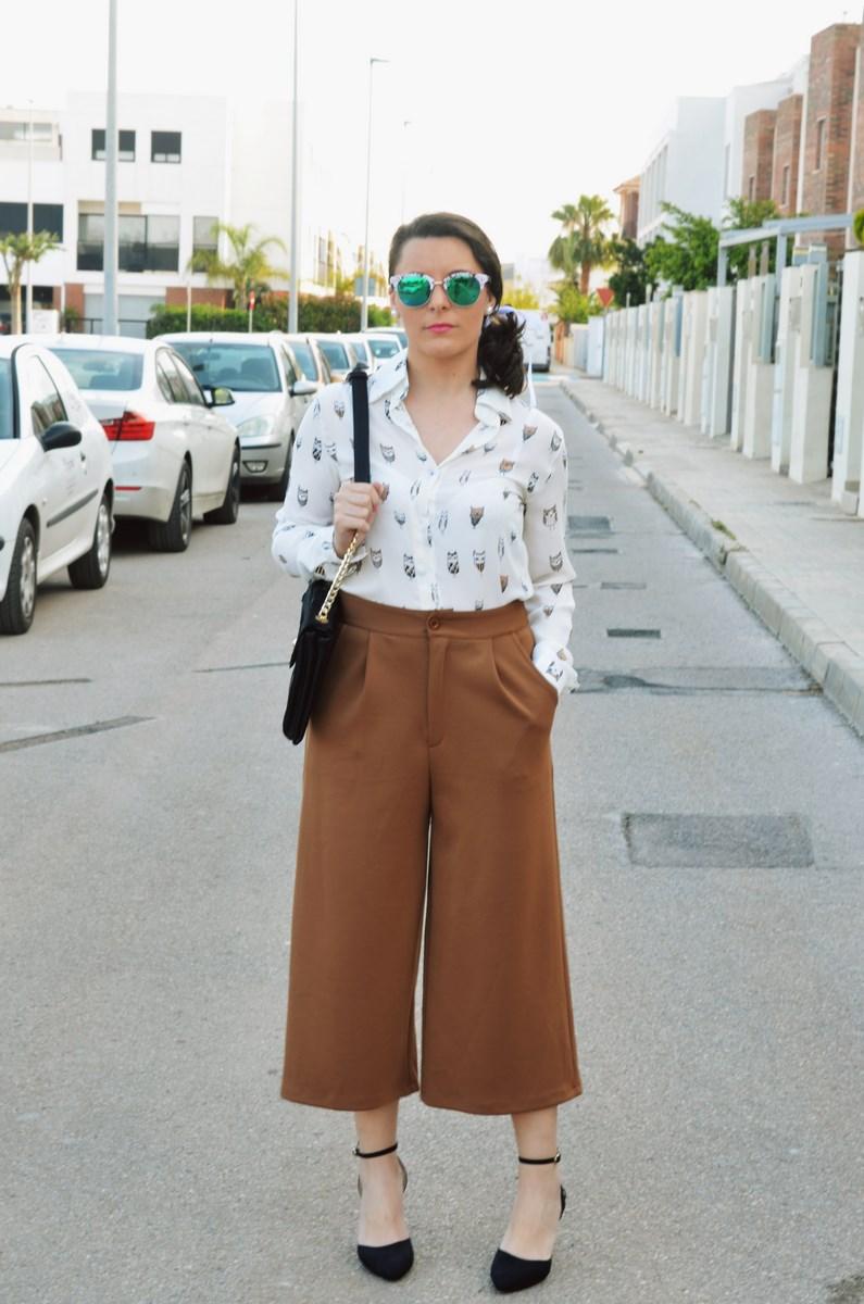 Blusa de buhos y culottes_outfit_mivestidoazul (4)