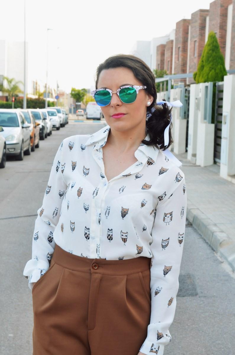 Blusa de buhos y culottes_outfit_mivestidoazul (9)