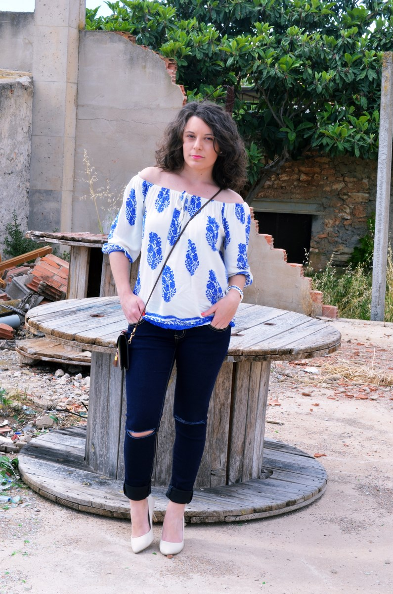 Blusa escote bardot_outfit_mivestidoazul (2)