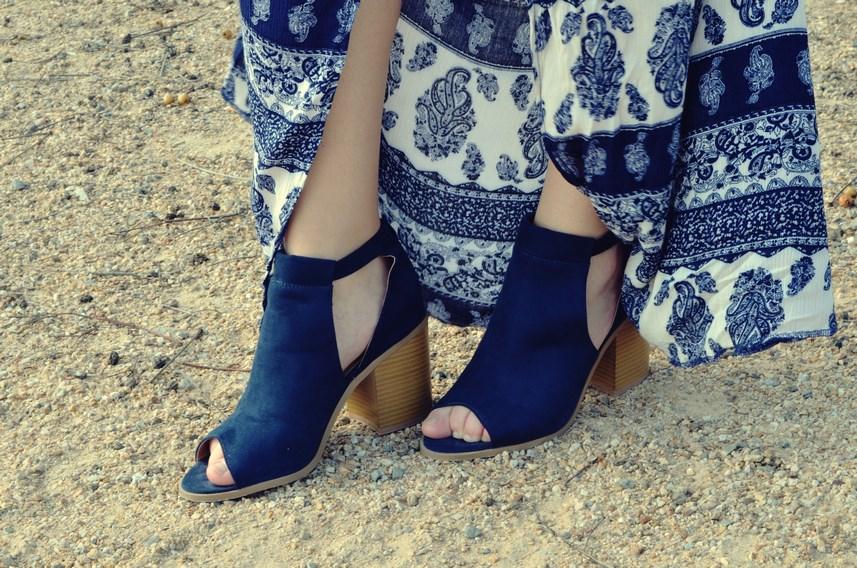 maxi vestido tribal outfit mi vestido azul fashion blogger (14)