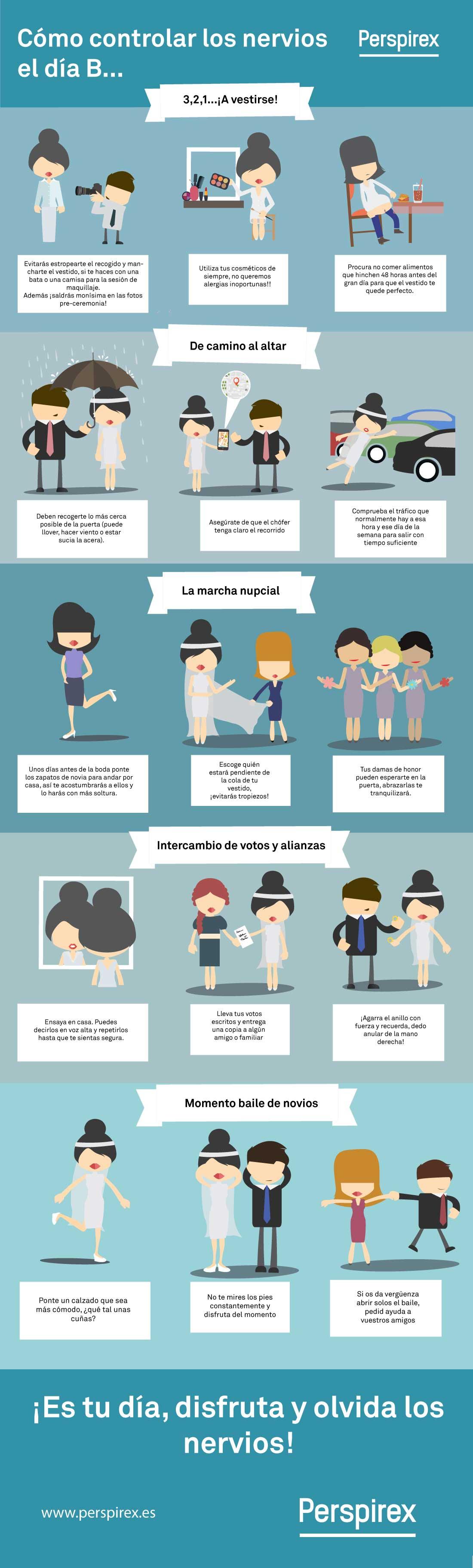 Consejos controlar nervios dia de la boda wedding mivestidoazul (2)