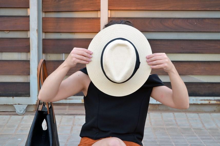 Falda abotonada y top escote bardot_look_mivestidoazul (20)
