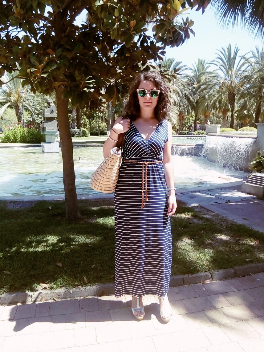 Maxi vestido de rayas_look_mivestidoazul (2)