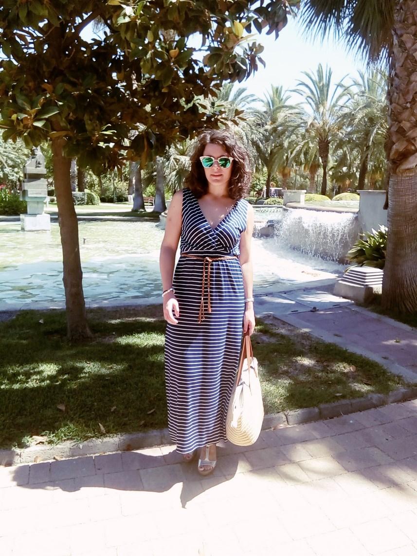 Maxi vestido de rayas_look_mivestidoazul (3)