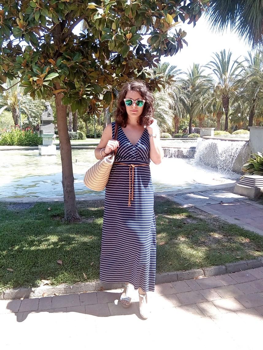 Maxi vestido de rayas_look_mivestidoazul (4)