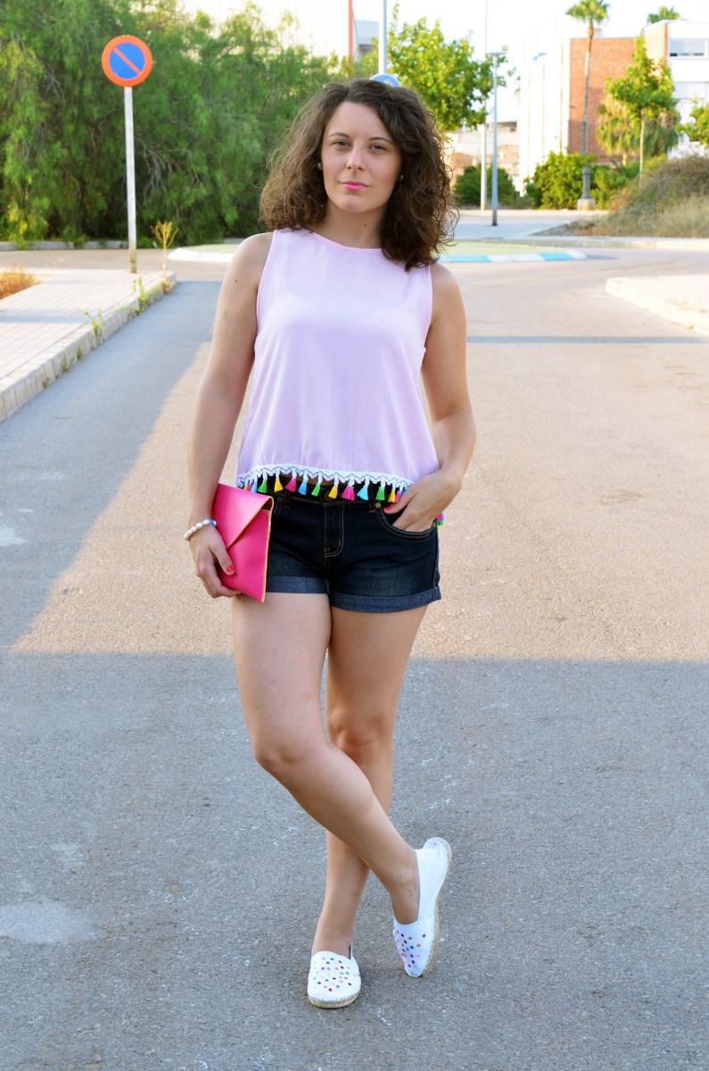 Pompones_Lentejuelas_colores_look_streetstyle_fashionblogger_mivestidoazul (3)