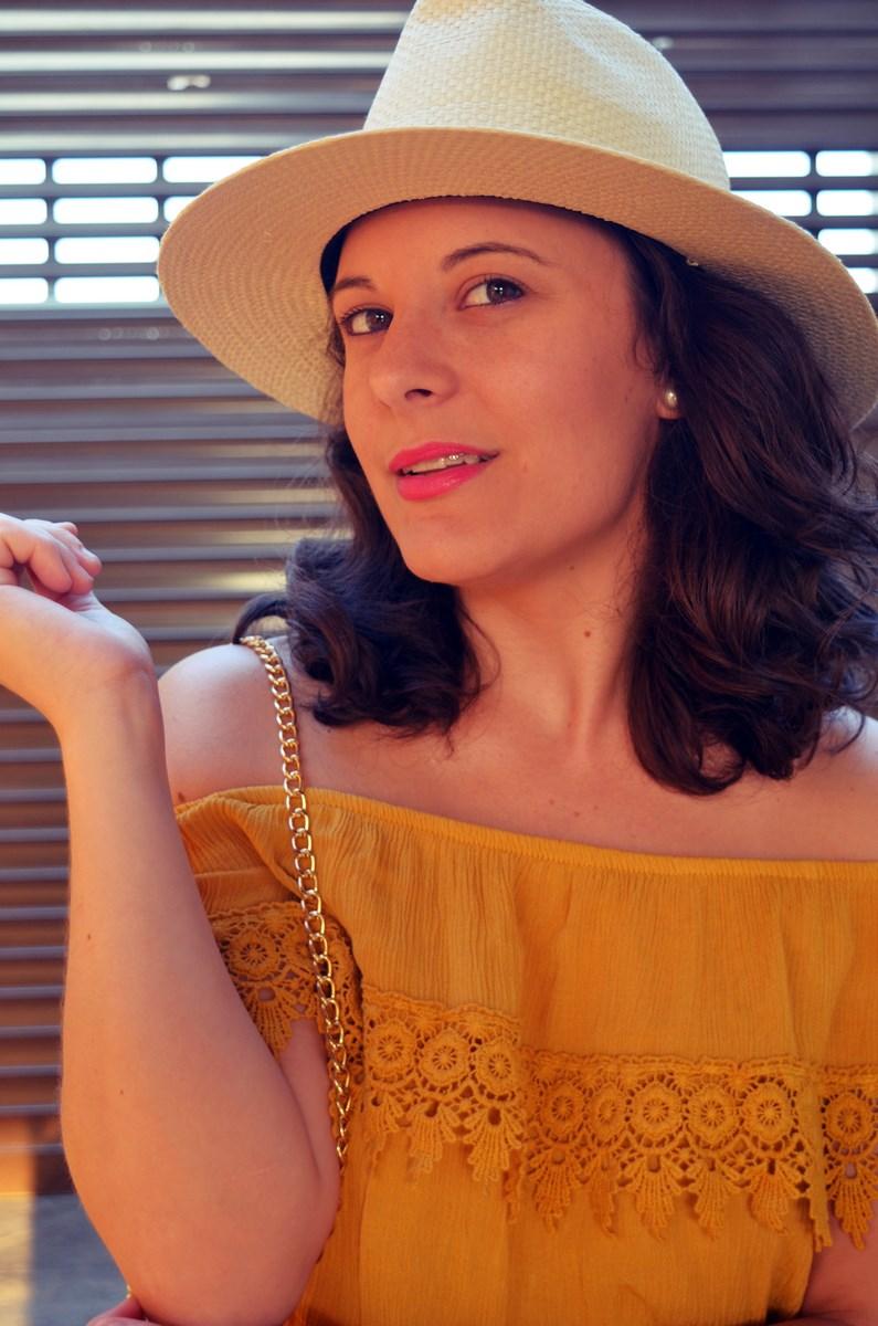 Vestido mostaza crochet look streetstyle fashion blogger mi vestido azul friendsfluencers (21)