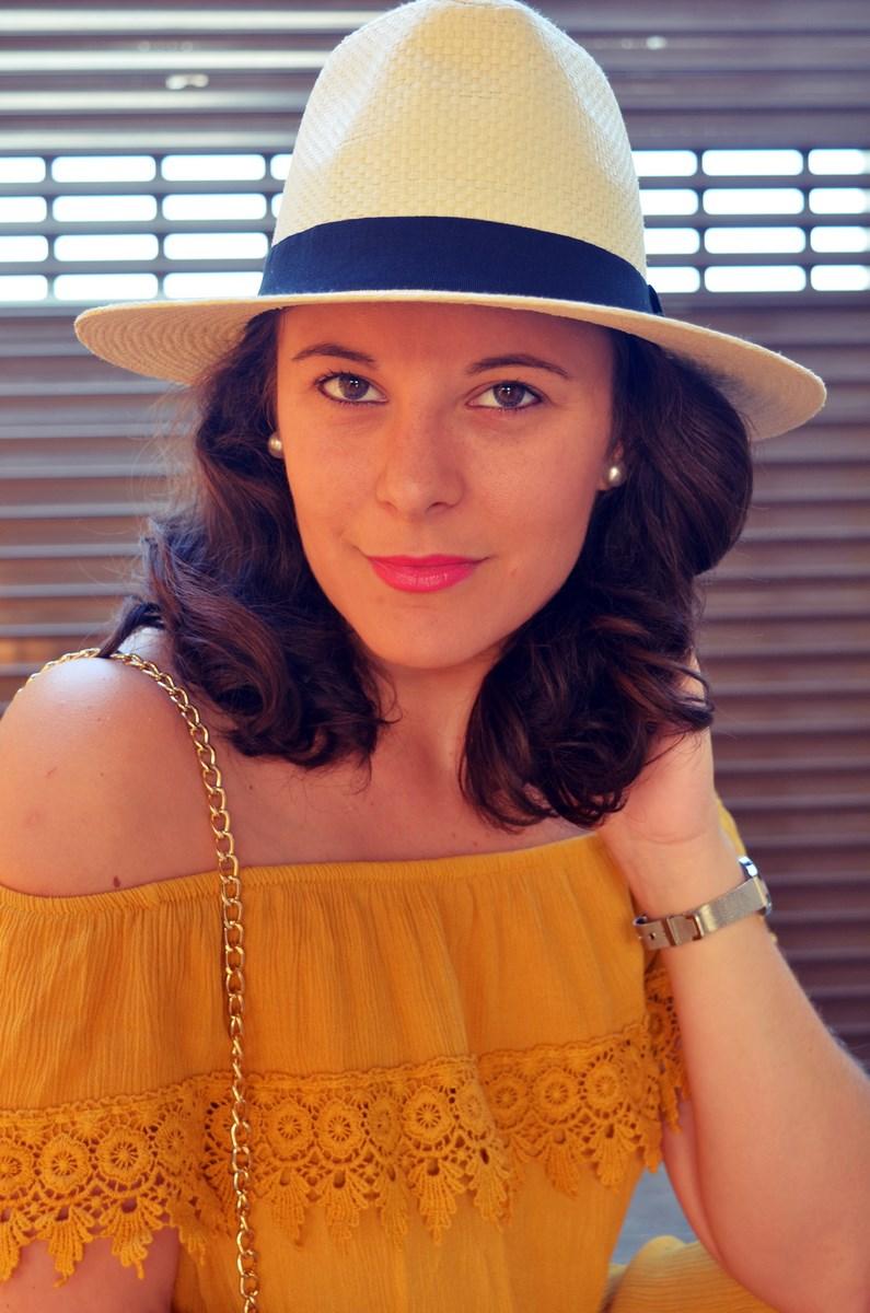 Vestido mostaza crochet look streetstyle fashion blogger mi vestido azul friendsfluencers (22)