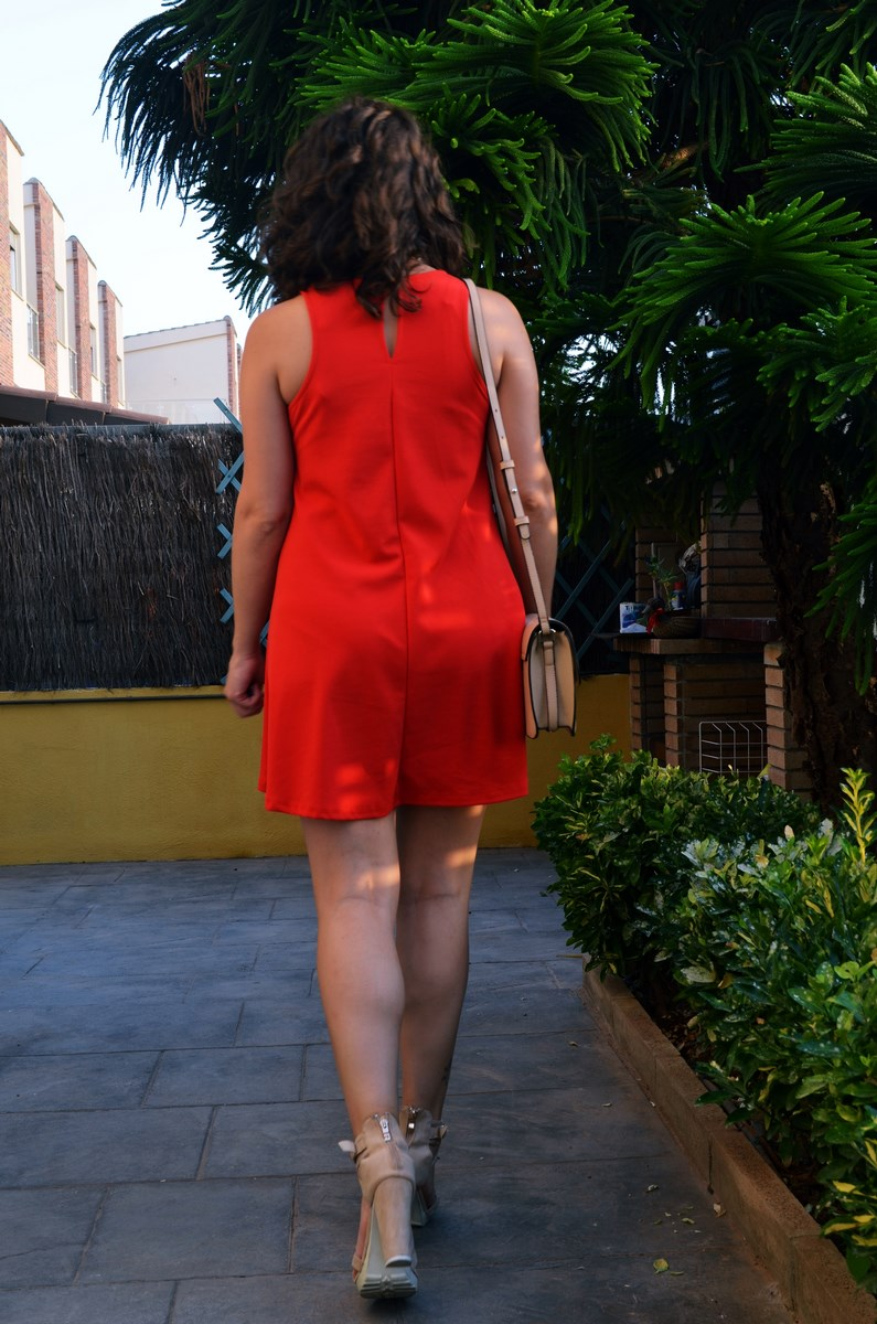 Vestido rojo anaranjado_look_streetstyle_mivestidoazul (14)