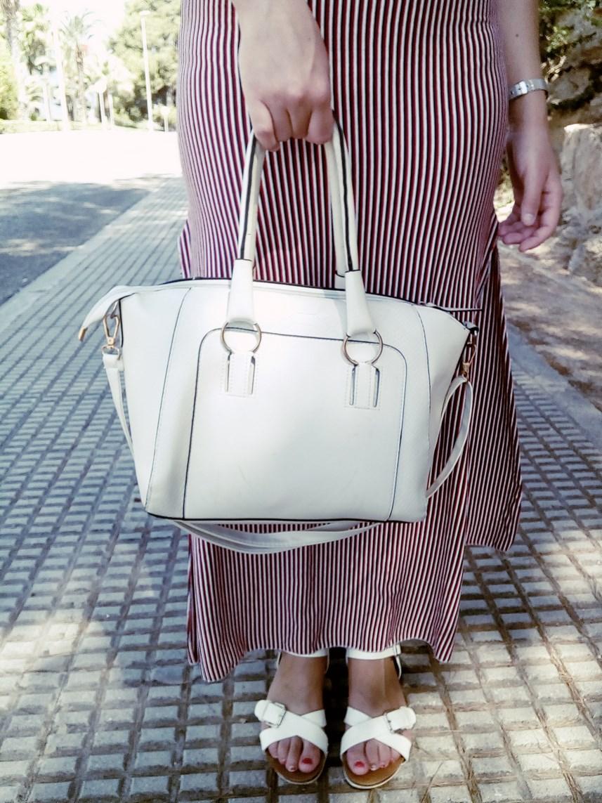 Maxi vestido con oberturas laterales _estampado rayas_ look_outfit_verano_mivestidoazul (5)