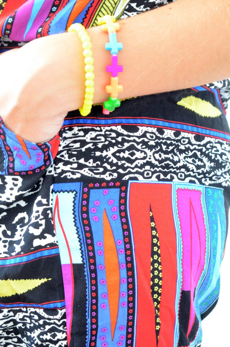 Mono corto de colores Look Mivestidoazul.com Streetstyle Summer 2016 Friendsfluencers (16)