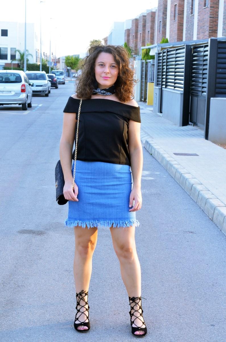 Falda desflecada_look_streetstyle_summer_tendencia_mivestidoazul (3)