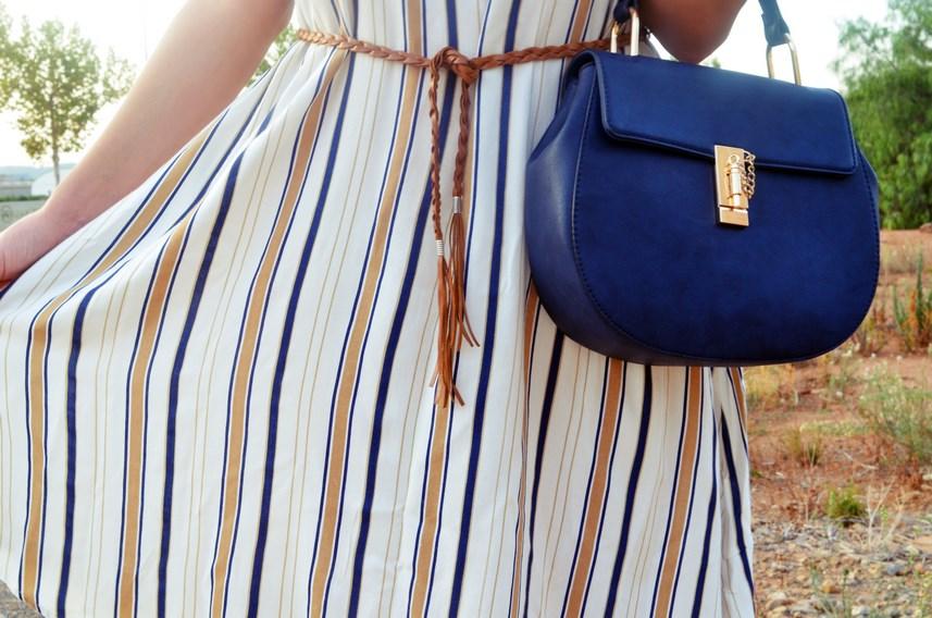 Look_vestido de rayas azul y camel_streetstyle_mivestidoazul (12)