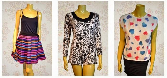 mi ropa vintage, moda, años 50,60,70,80
