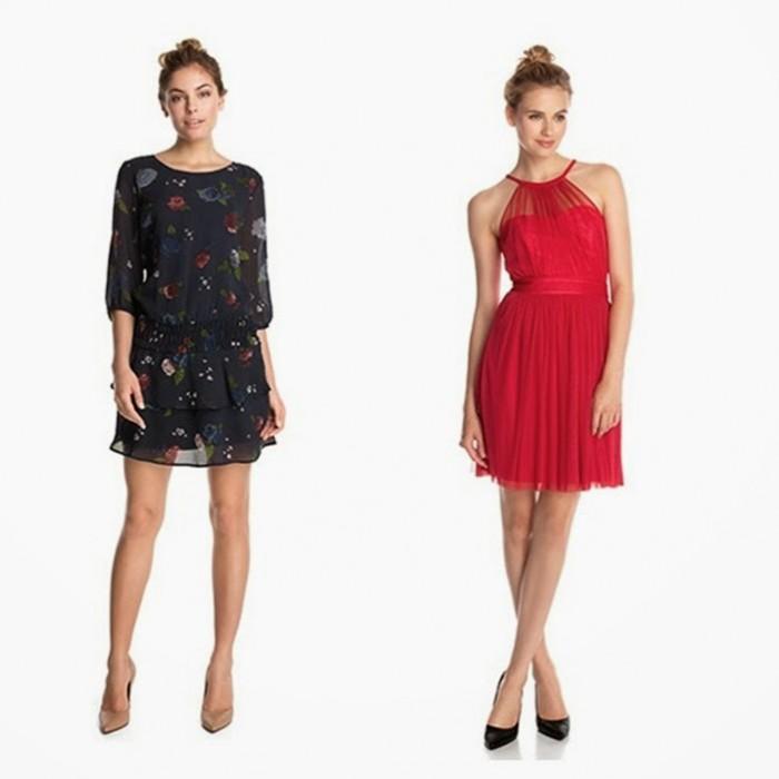 Esprit, mi vestido azul, tienda online España, marca, blogger, blog de moda