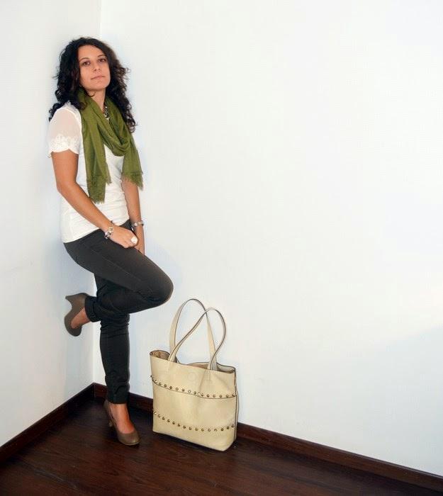 caqui, look, moda, mi vestido azul, blog de moda, confortel aqua, fashion blogger