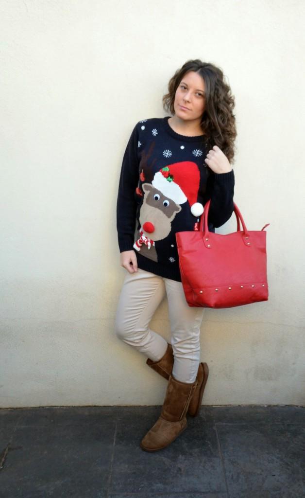 navidad, mi vestido azul, blogger, primark, castellón, moda, fashion blogger