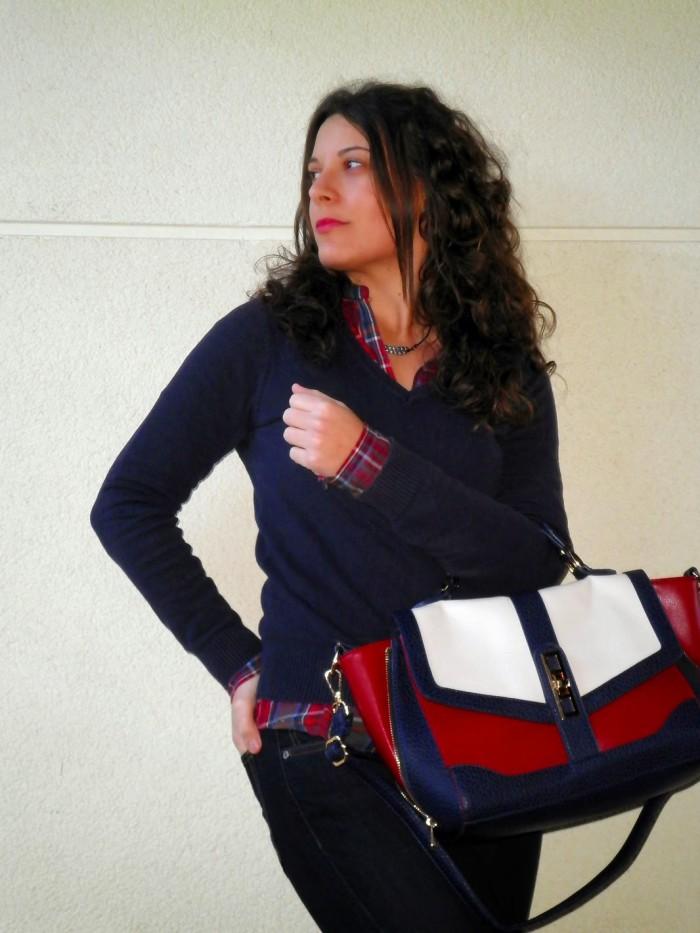 bag, look, outfit, mi vestido azul, blogger, castellón, moda, fashion blog,