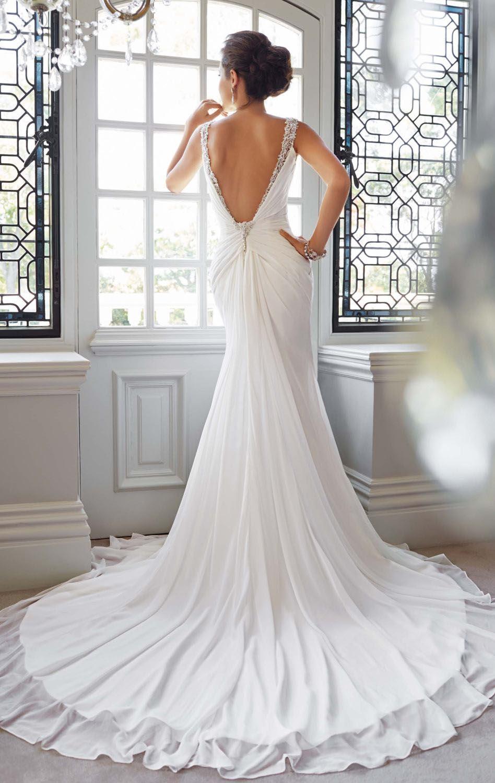 Bride sexy back
